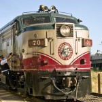 [Promenade] en train en Californie, avec le Napa Valley Wine Train