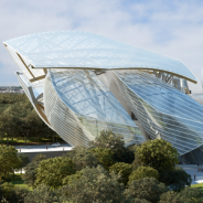 Ouverture en 2014 de la Fondation Louis Vuitton à Paris